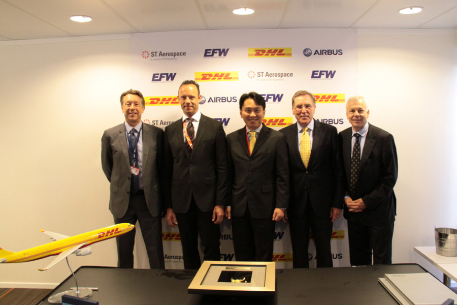 fia16 dhl signs up as efw a330300p2f launch customer