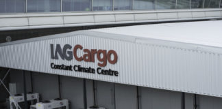 IAG Cargo's Constant Climate Centre at Heathrow Airport