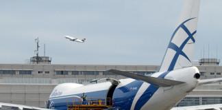AirBridgeCargo Airlines at Munich Airport