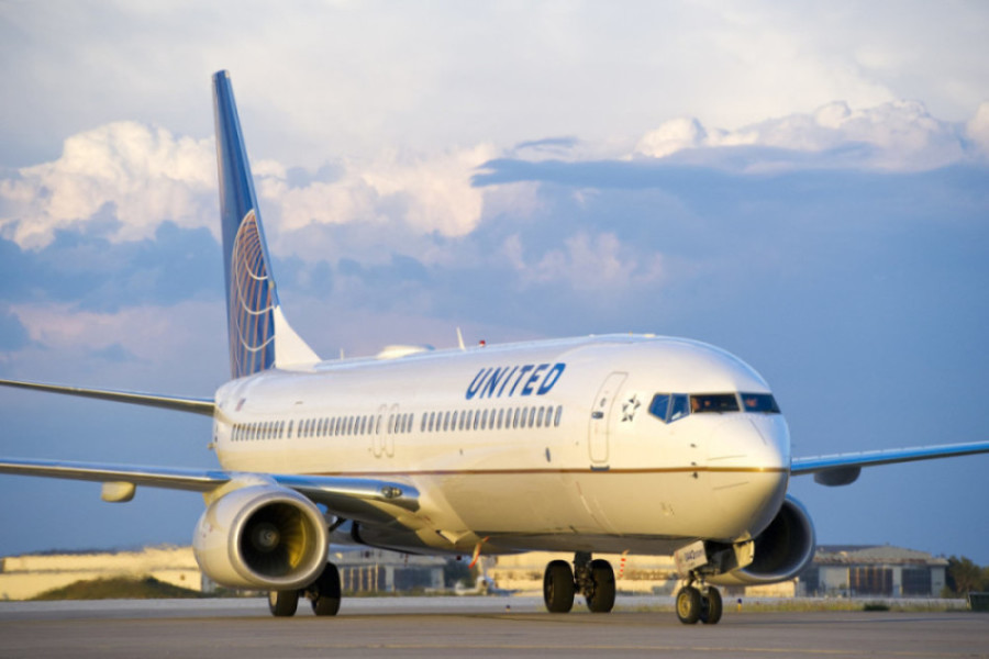 New United Airlines Cargo website