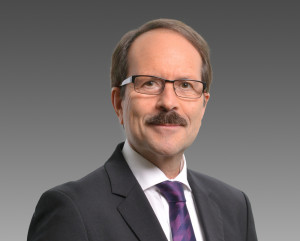 Dr Karl-Rudolf Rupprecht, Lufthansa Cargo executive board member for operations (retiring at the end of March 2016)