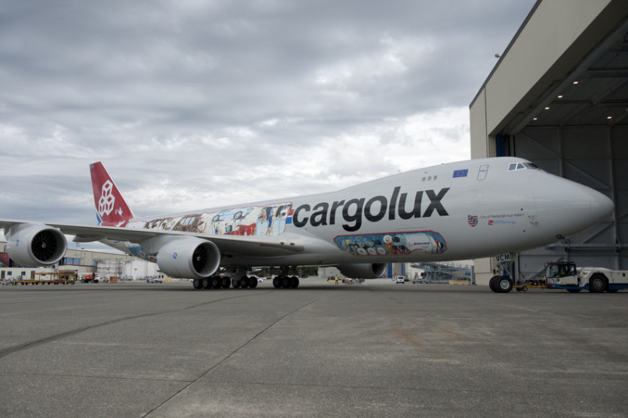 Cargolux China on track for 2017 kick-off - AIR CARGO WEEK