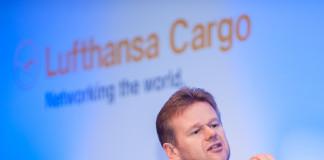 Lufthansa Cargo CEO and chairman, Peter Gerber