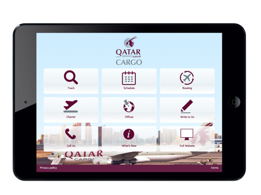 Qatar Airways Cargo launches mobile app - AIR CARGO WEEK