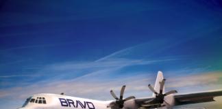 An artists impression of a Bravo Industries Lockheed Martin Super Hercules
