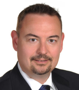 Frankfurt Airport's senior vice president of cargo, Dirk Schusdziara