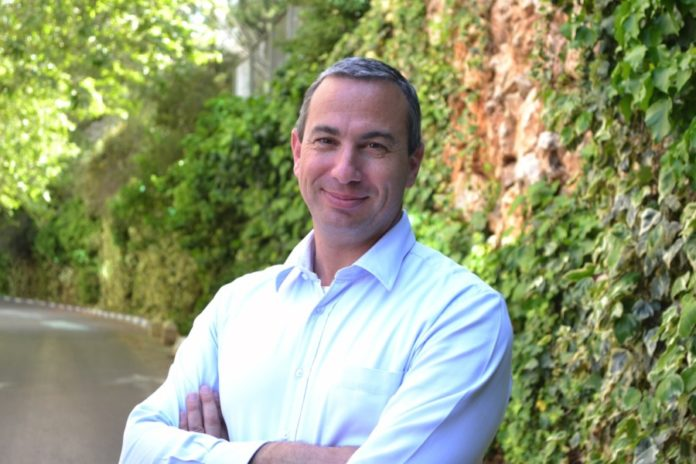 Freightos founder and chief executive officer (CEO), Zvi Schreiber