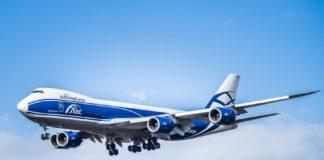 AirBridgeCargo Airlines Boeing 747F