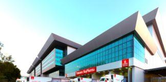 Emirates SkyPharma facility at Dubai International Airport