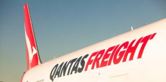 Qantas Freight at Sydney Airport
