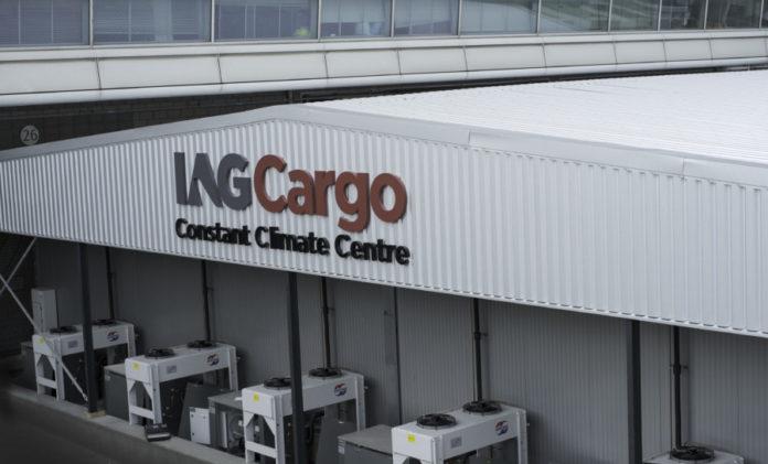 IAG Cargo's Constant Climate Centre at Heathrow Airport