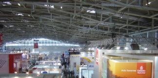 Last year's air cargo europe exhibition in Munich