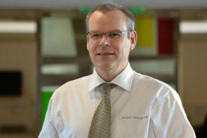 Heathrow Airport head of cargo, Nick Platts