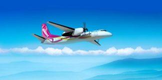 The MA600 passenger aircraft