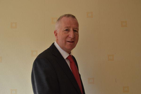 Robert Keen, the voice of British freight