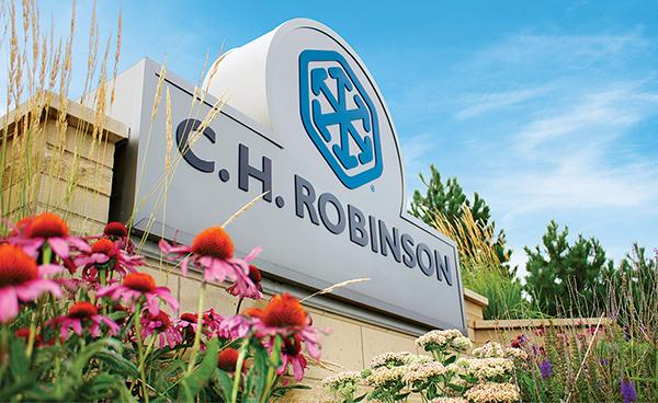 CH Robinson appoints Rajan