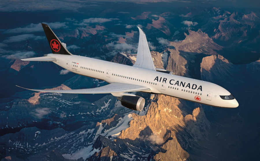 Air Canada starts work on new cold chain facility