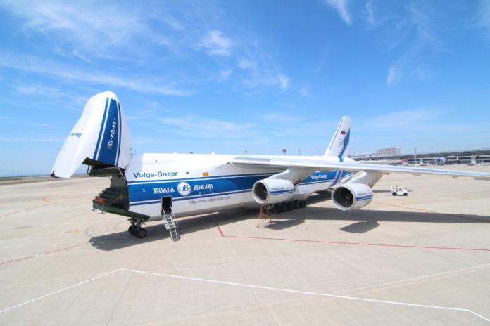 Volga-Dnepr Group An-124-100