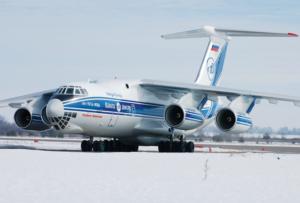Volga-Dnepr Group IL-76TD-90VD