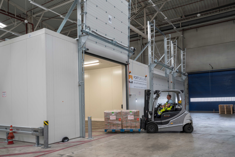 New Cool Chain Warehouse Opens At Leipzig Halle Airport