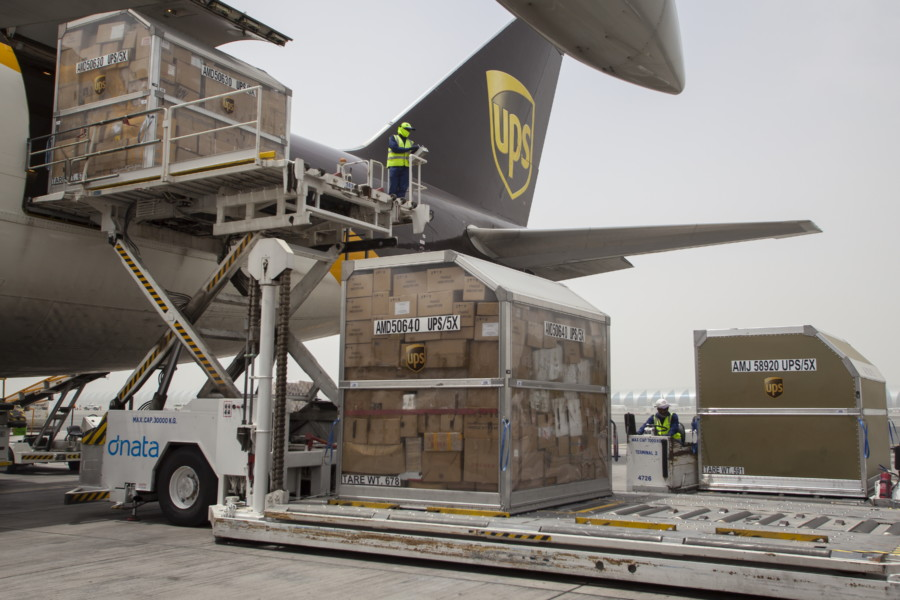 UPS releases Q2 2021 earnings