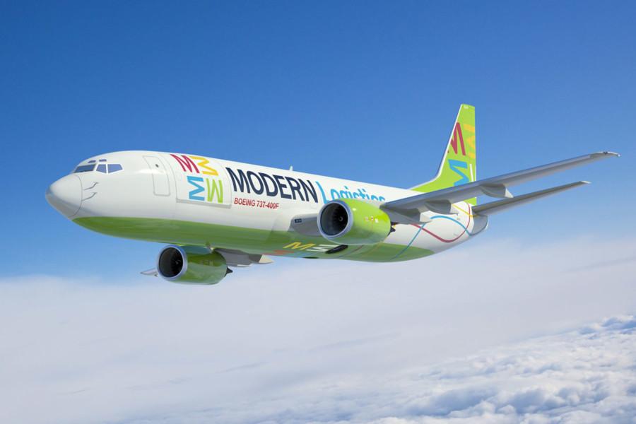 Modern Logistics starts B737F operations in Brazil - AIR
