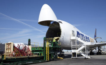 Atlas Air and DHL extend freighter agreement