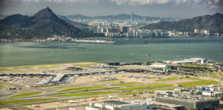 HKIA sees double-digit cargo growth
