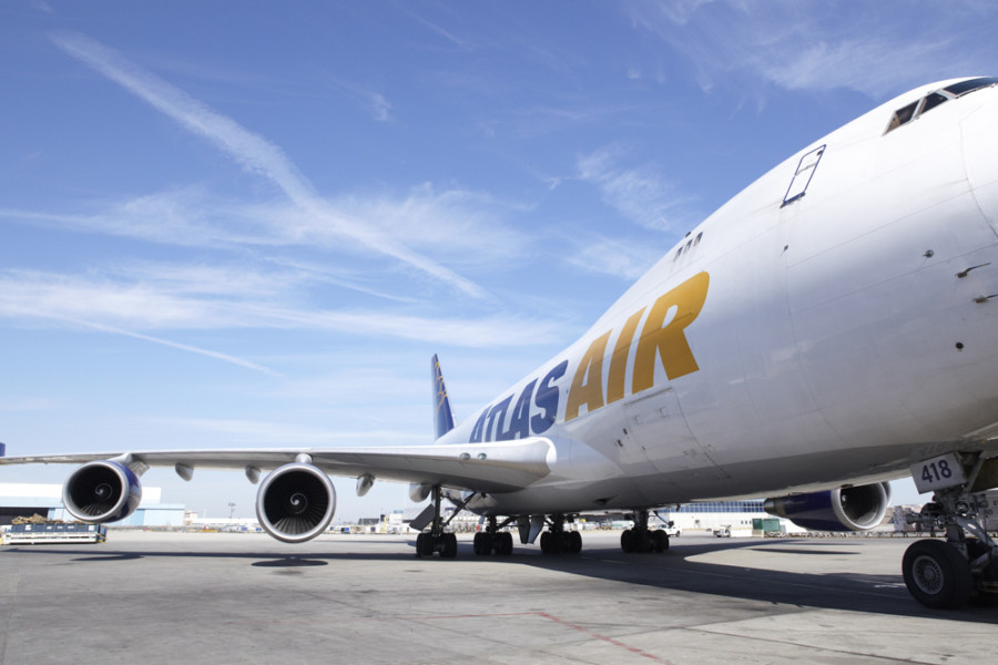 Atlas Air signs MoU with Sharp Technics K