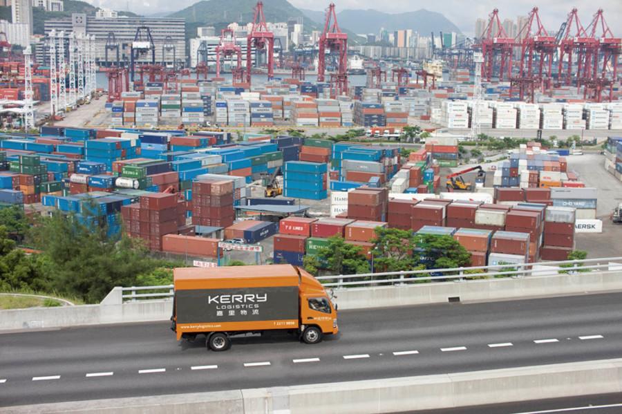 Kerry Logistics interim results