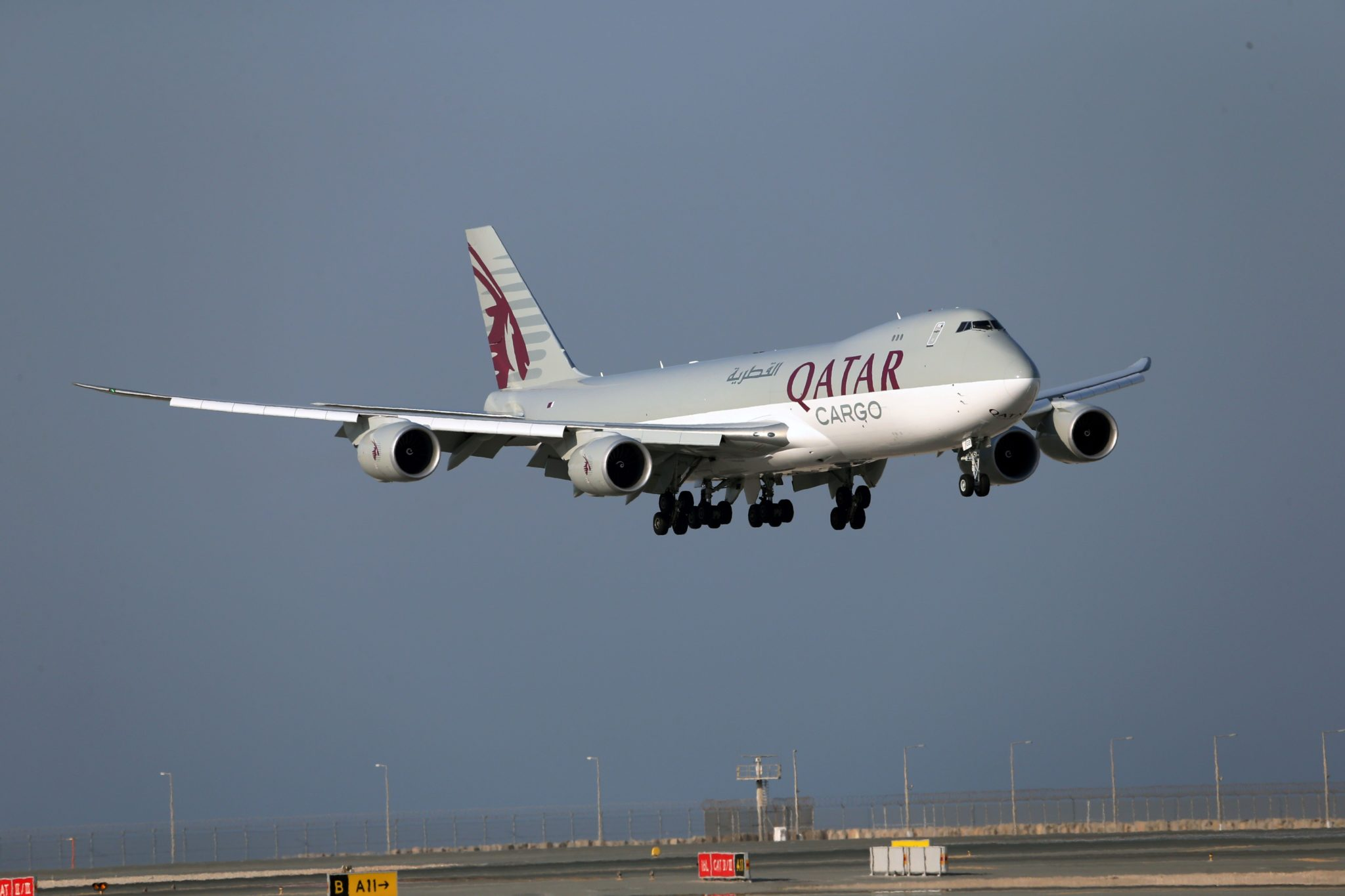 Qatar Airways Cargo appoints R-BAG Group as GSA