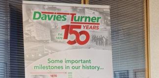 Davies Turner strikes gold