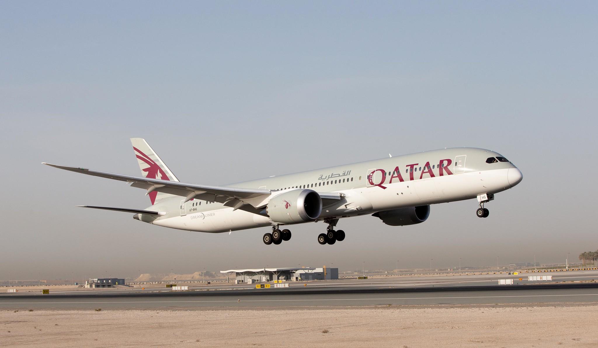 Qatar-introduces-new-B787-9