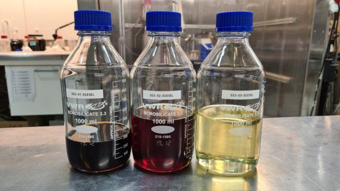 Advanced biofuel breakthrough