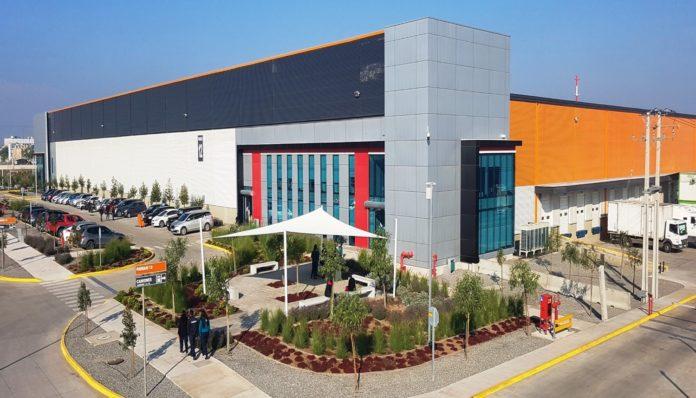 Bolloré opens Chile facility