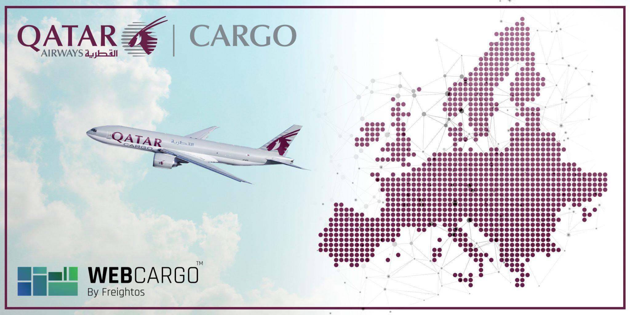 Qatar Cargo webcargo