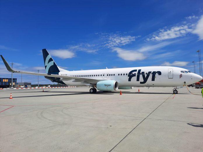 Menzies Aviation wins Flyr