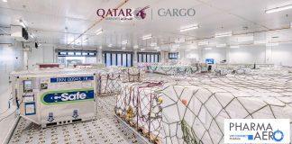 Qatar Airways joins PharmaAero