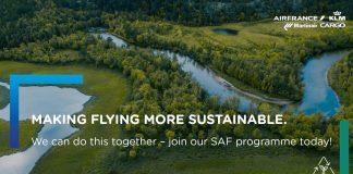 More join AFKLMP SAF