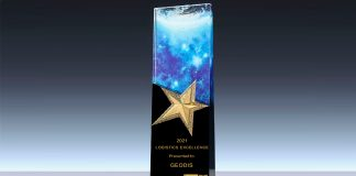 GEODIS awarded for 'Logistics Excellence'