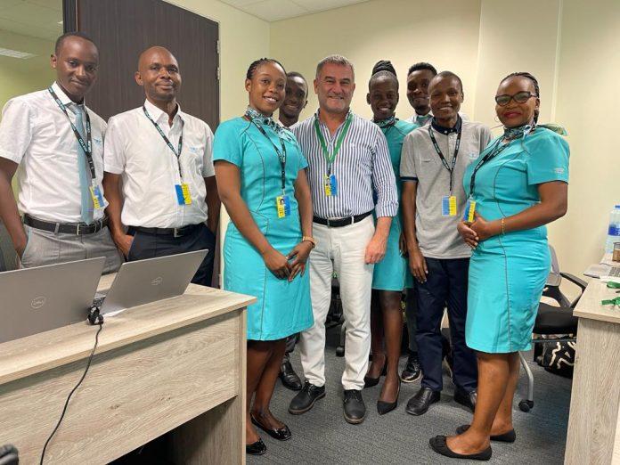 Çelebi expands in Tanzania