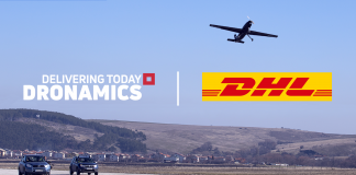 DHL to use drones