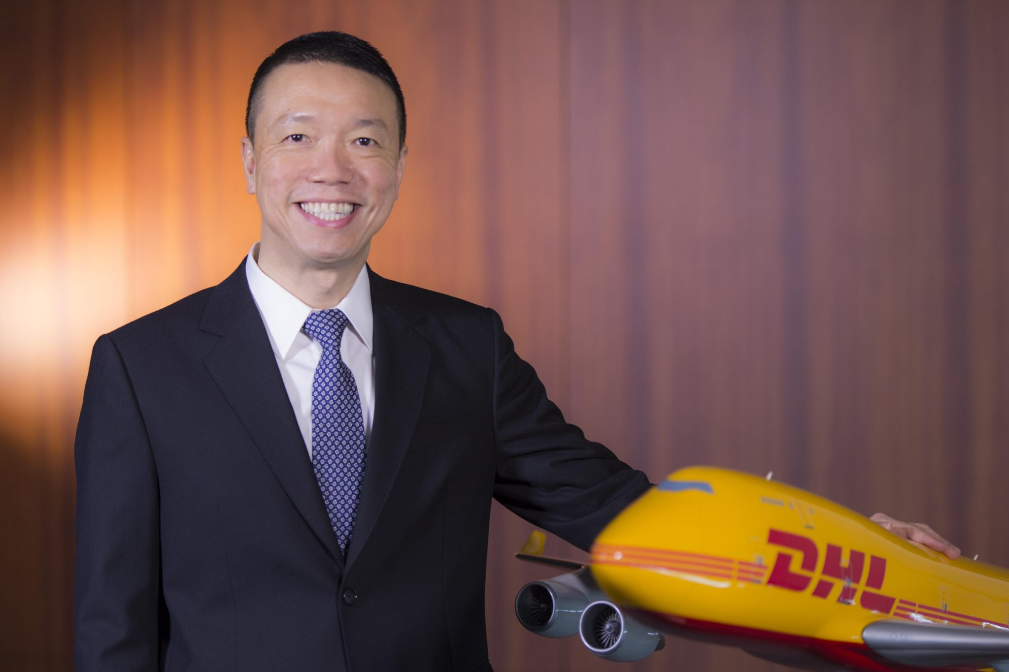 """""""Southeast Asia is definitely a rising star in the e-Commerce sector"""" says Ken Lee, CEO, DHL Express Asia Pacific."""