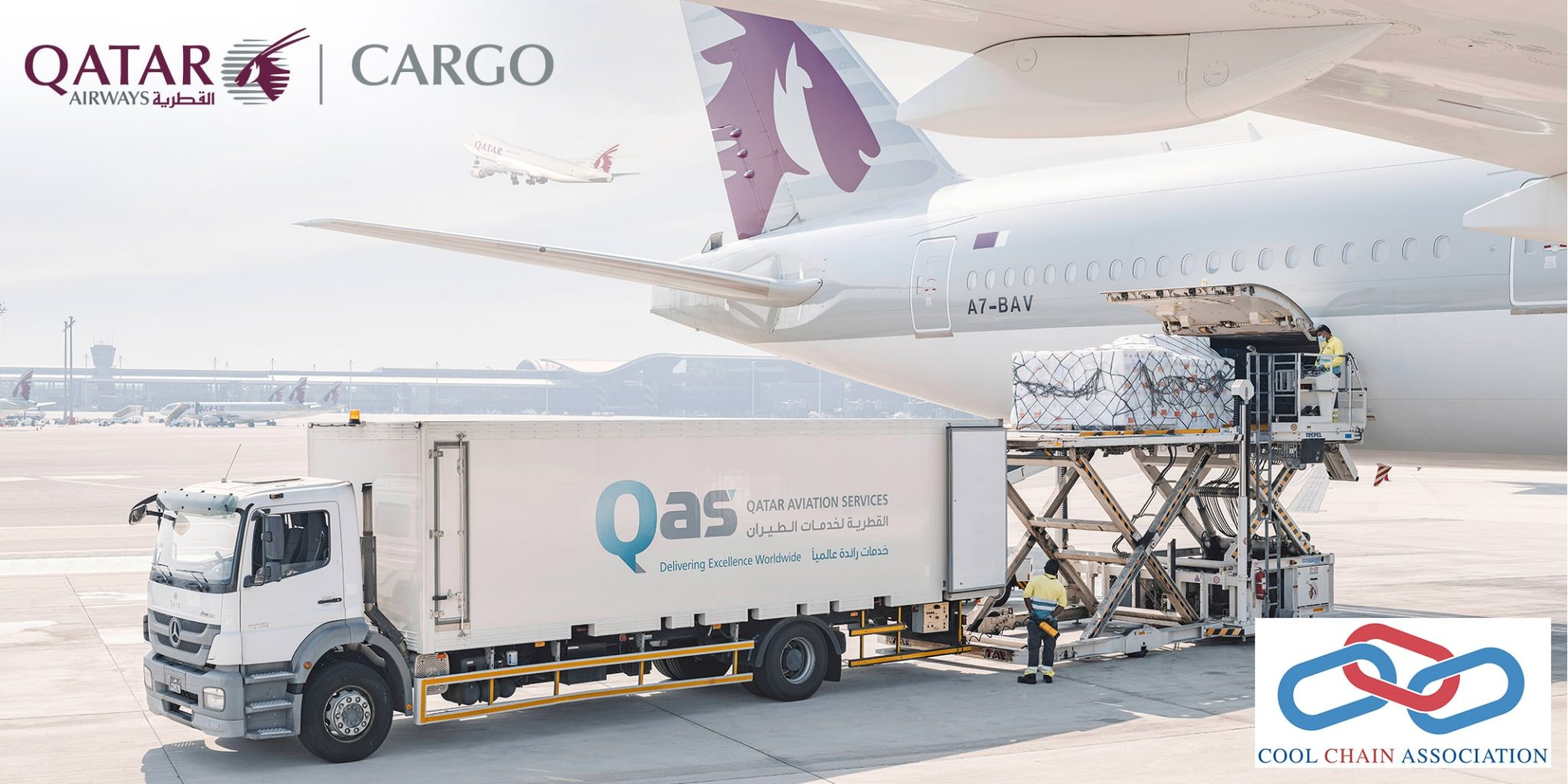 Qatar Airways Cargo becomes Cool Chain Association member