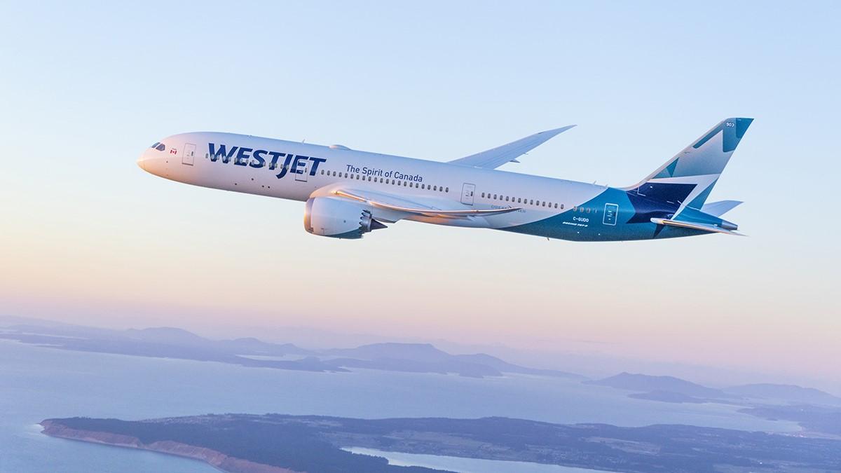 WestJet starts Amsterdam service