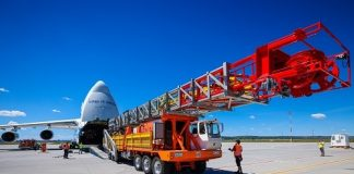 Volga-Dnepr helps Pentagon Freight Services in major Omani oil and gas project shipment