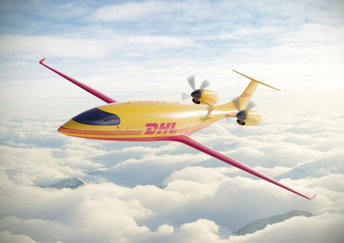 DHL electric aircraft to launch