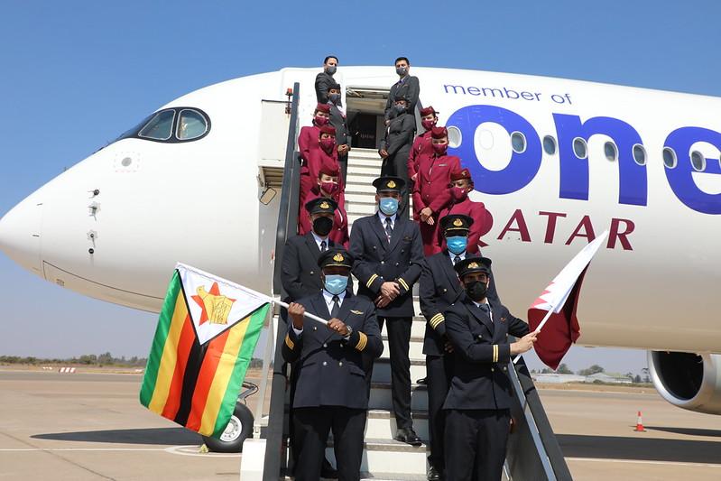 Qatar Airways debuts two new gateways in Africa