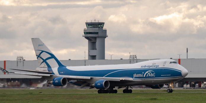 AirBridgeCargo extends WFS partnership