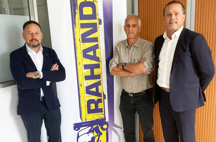 WFS acquires RA HAND